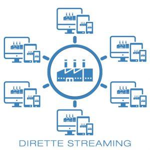 Dirette streaming video a Padova Vicenza Venezia OFICINA SNC