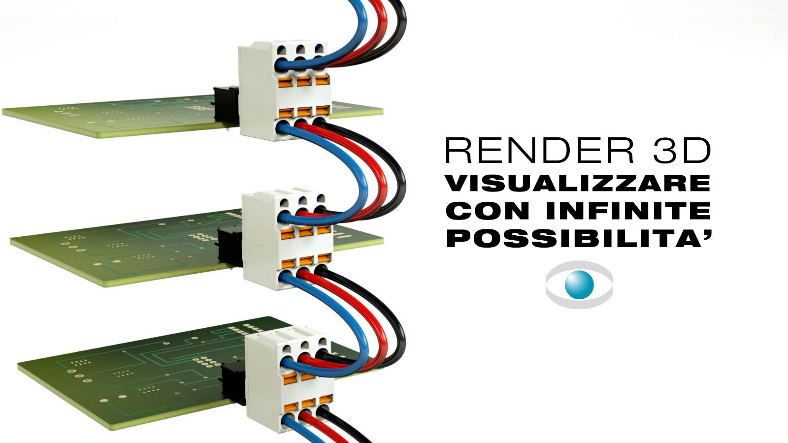 OFICINA SNC Padova Render 3D e animazioni 3D Padova Vicenza Treviso Venezia